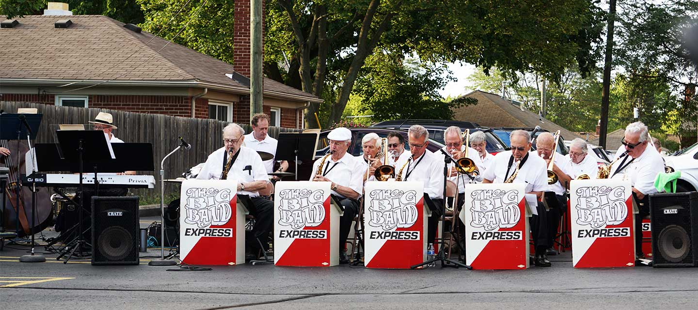 Big Band Express